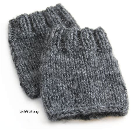 knitted boot cuffs pattern knitting pattern for boot cuffs and whimsy