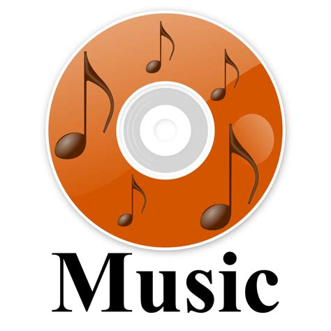 music cd format extension clipart music file icon