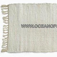 white cotton rag rug chindi rag rugs in agra manufacturers and suppliers india