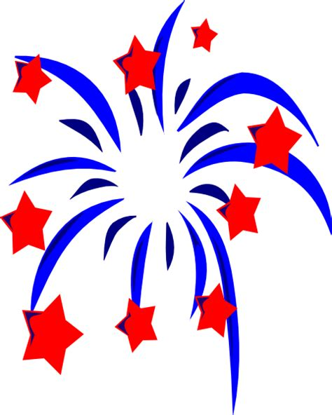 4th of july clipart 4th of july fireworks background clipart panda free