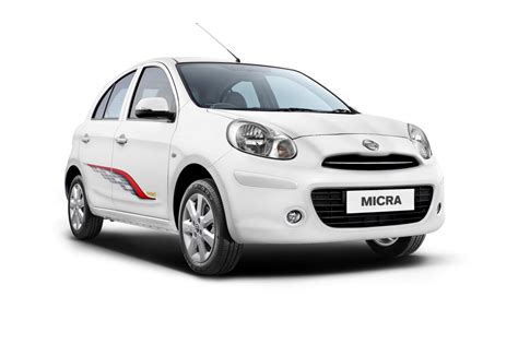 nissan india nissan micra primo special edition new images details