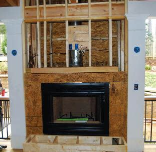8 reasons to build your fireplace with manufactured fireplaces in porches professional deck builder