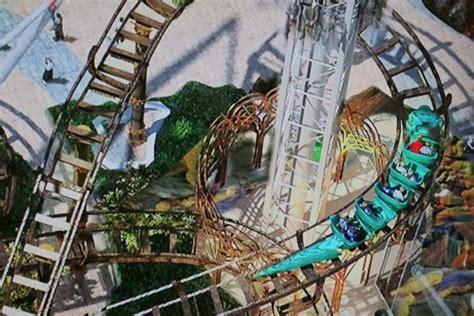 theme park qatar adventure island construction updates