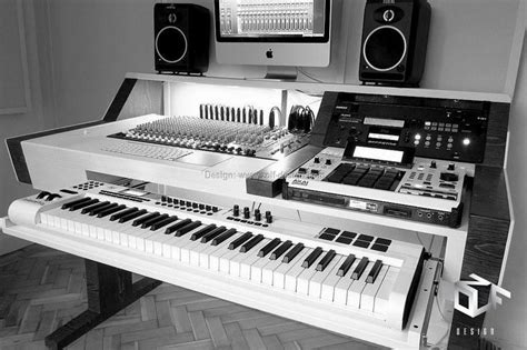 Diy Recording Studio Desk 17 Best Ideas About Studio Desk On Pinterest Recording Studio Audio Studio And Scaffold Platform
