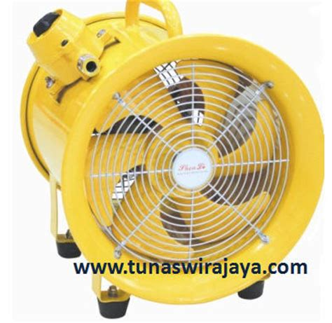 Blower Fan Jakarta Pt Tunas Wirajaya Explosion Proof Portable Blower Blower Explosion Proof Ex D Explosion