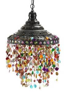 beaded home decor bohemian chandelier beaded light from turkish