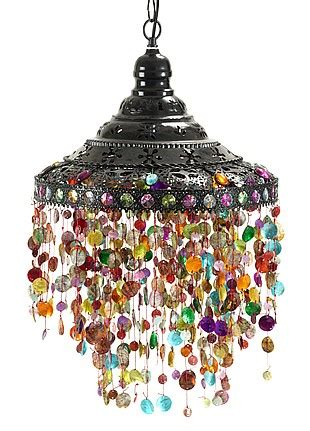 beaded home decor gypsy bohemian chandelier beaded light from turkish