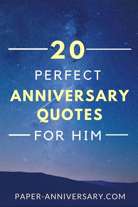 Wedding Anniversary Quotes For Him by 20 Anniversary Quotes For Him Him