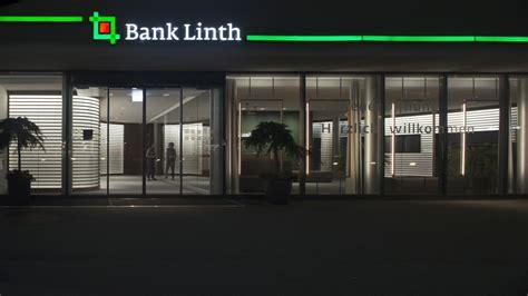 bank linth bank linth sargans mjh