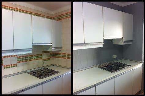 tapar azulejos cocina