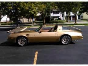Pontiac Trans Am Firebird For Sale 1978 Pontiac Firebird Trans Am For Sale On Classiccars