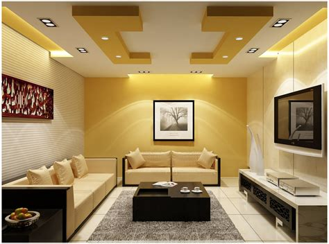 brown color interior for living room home combo