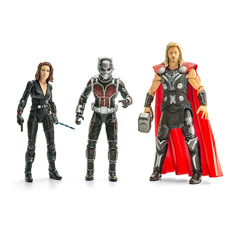 film action figures marvel select movie action figures thinkgeek