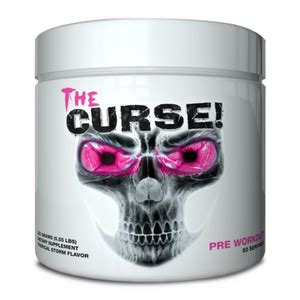 The Curse 50 Serving Pre Workout Cobra Labs Pre Work Out Preworkout cobra labs the curse 50 servings tropical hyperforme nutrition