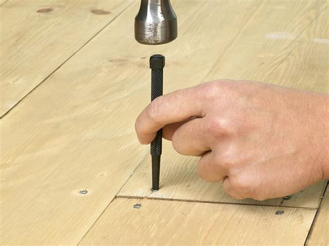 Nails For Flooring how to repair hardwood floors how tos diy