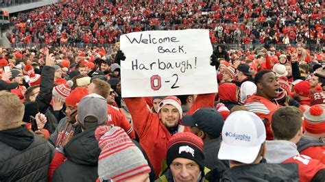 ohio state fan gear ohio state staffer mocks michigan s discarded division