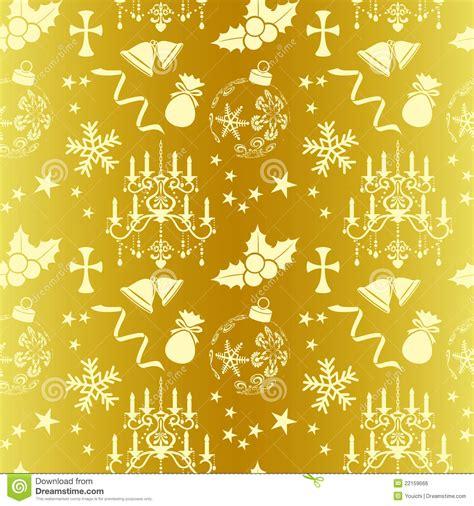 christmas pattern gold seamless gold christmas pattern royalty free stock image