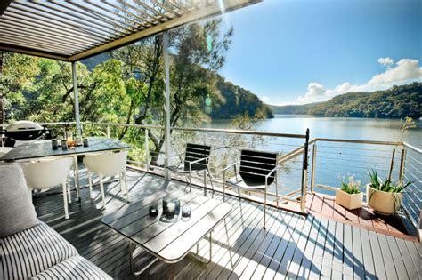 berowra waters boat r eco luxury boat access only retreat on sydney s sydney