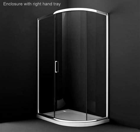 Single Door Quadrant Shower Enclosure Merlyn Series 8 Single Door Offset Quadrant Shower Enclosure Uk Bathrooms