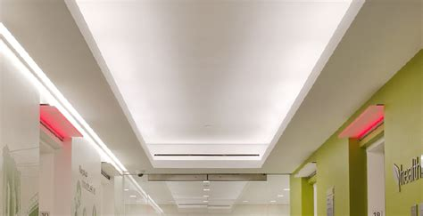 led cove lighting architectural linear led lighting systems commercial led