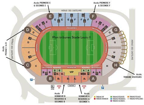 mappa juventus stadium ingressi monaco juventus informazioni e mappa stade louis ii
