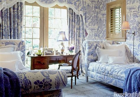 house beautiful bedrooms the pink pagoda blue and white monday bedrooms
