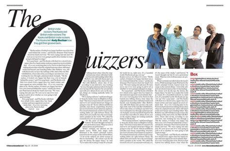 magazine layout letter 10 best images about design inspiration on pinterest