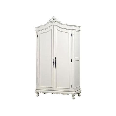 antique white wardrobe 2