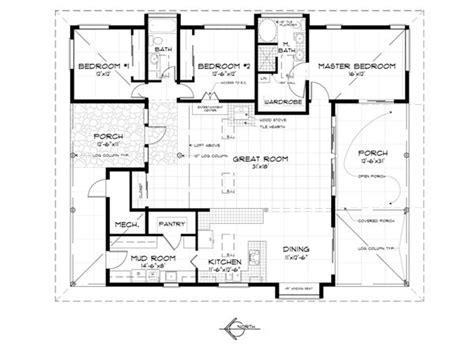 david wright architect floorplan for solar farmhouse david wright architect