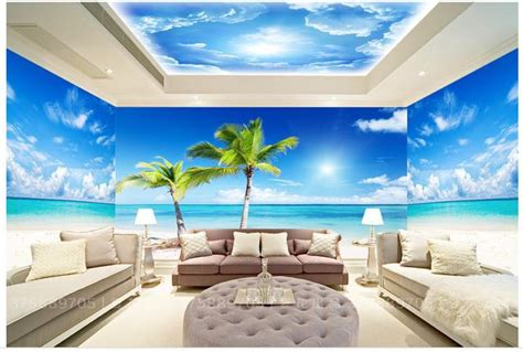 Beach Themed Wall Murals download free tropical beach sunset hd wallpaper tumblr