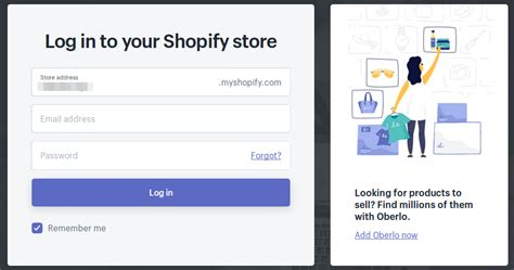 custom domain shopify melalui client area