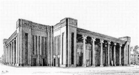 Alexander Palace Floor Plan by Susa Shush Palace Of Darius Winter Capital