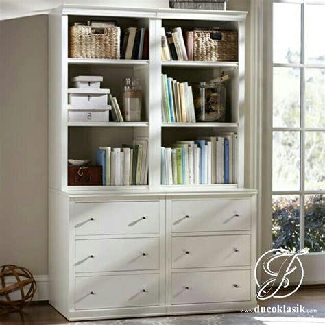 Rak Tv Cat Duco jual lemari rak buku minimalis modern cat duco furniture