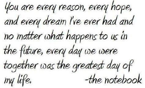 Happens Quote Notebook no matter what happens the notebook quotes quotesgram