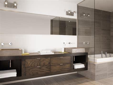 Vanite Moderne by Simplement Design Vanit 233 Bois Fr 234 Ne