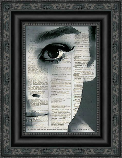 audrey hepburn home decor audrey hepburn art dark audrey hepburn by reimaginationprints