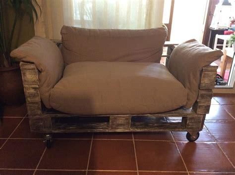 sillon hecho de palets sill 243 n hecho de palets reciclados muebles reciclados