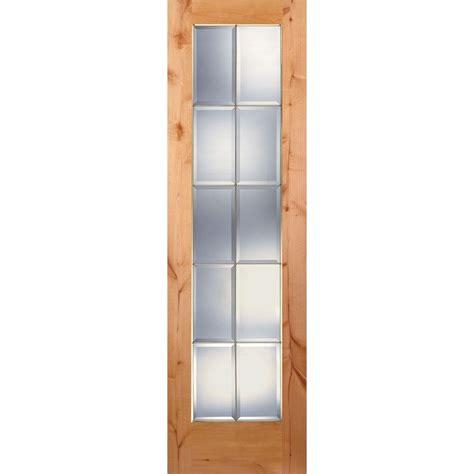 builder s choice 24 in x 80 in clear pine 6 panel wood interior doors beautiful wood doors interior best