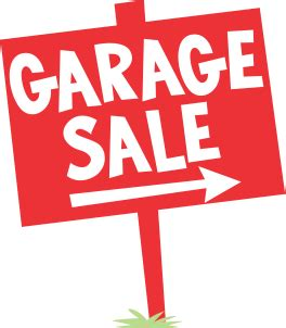 Garage Sales Everywhere Holy Fluorescent Pink Green It S Garage Sale Time