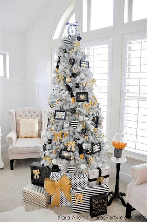 black and yellow christmas tree 15 amazing tree ideas pretty my
