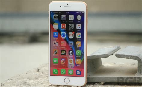 iphone reviews apple iphone 8 plus review the best period bgr india