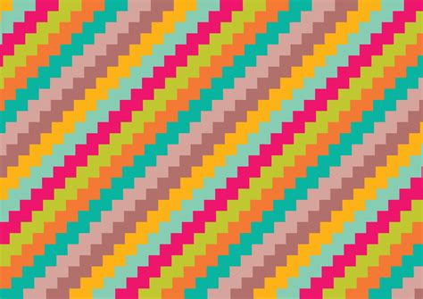design zig zag colorful zig zag pattern background