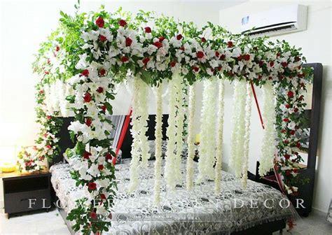 bedroom flower decoration wedding bedroom decoration with flowers stylishpie