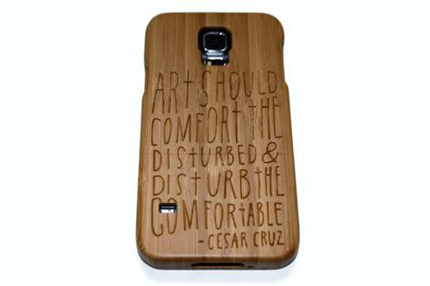 cover cellulare in legno testo personalizzato samsung