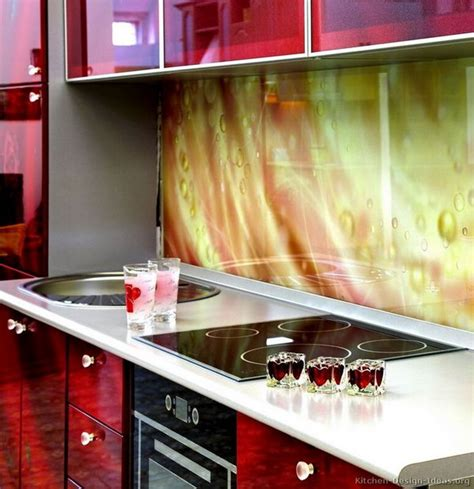 kitchen glass backsplashes 10 creative kitchen backsplash ideas hative