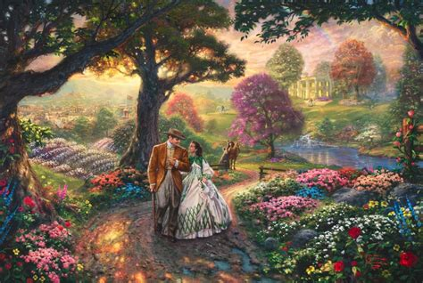 filme stream seiten gone with the wind gone with the wind the thomas kinkade company