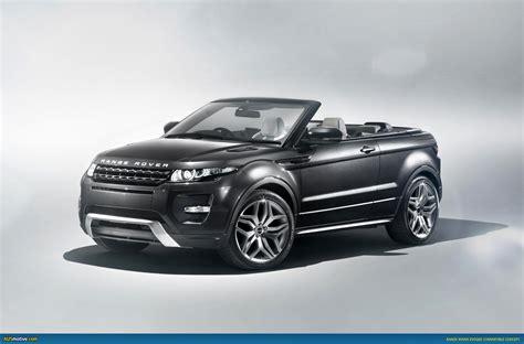 best range rover ausmotive 187 range rover previews evoque soft top