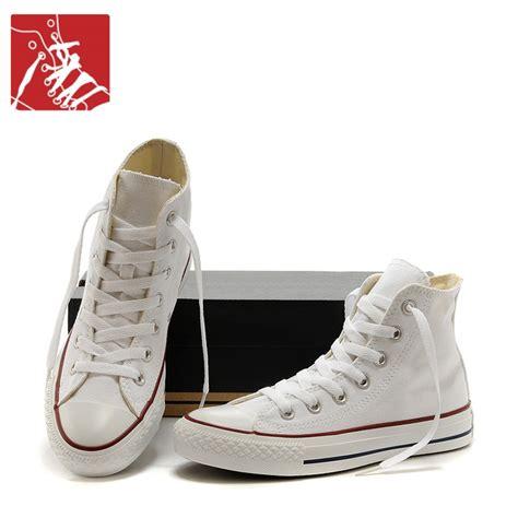Sepatu Converse Original Putih sepatu converse all high putih keren elevenia