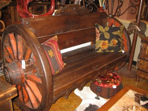 rustic wagon wheel bench 10 best images about windmill and wagon wheel ideas on pinterest windmill clock