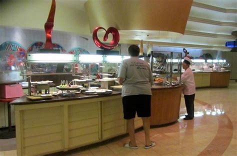 good selection picture of paradise garden buffet las